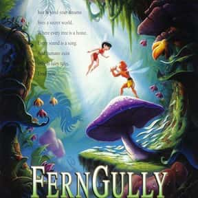 FernGully: The Last Rainforest is listed (or ranked) 21 on the list The Best Ever Robin Williams Movies
