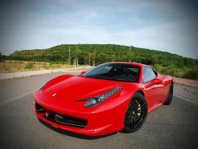 Ferrari S.p.A. is listed (or ranked) 3 on the list The Best Looking Car Brands