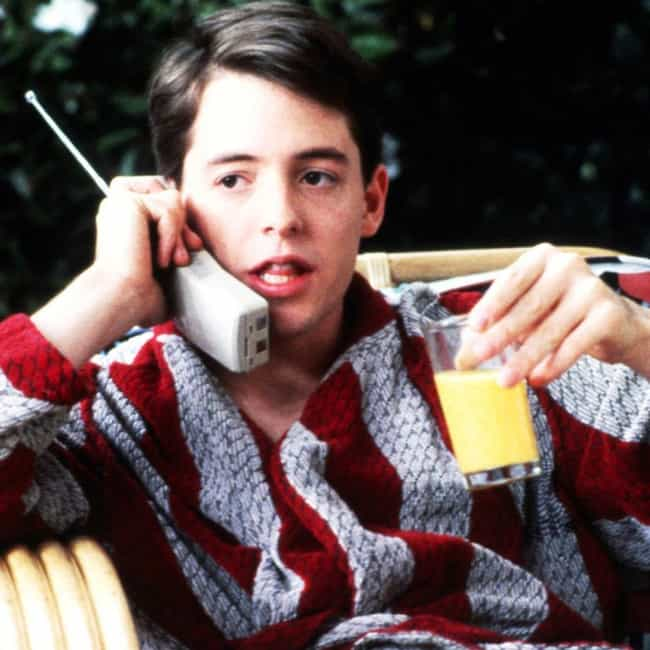 Ferris Bueller's Day Off... is listed (or ranked) 4 on the list The '80s Movies That Stuck with You the Most