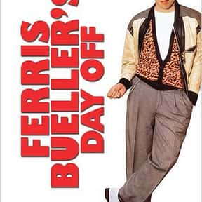 Ferris Bueller's Day Off is listed (or ranked) 6 on the list The Greatest Movies with Precocious Teen Stars