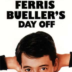 Ferris Bueller's Day Off is listed (or ranked) 2 on the list The Greatest Teen Movies of the 1980s
