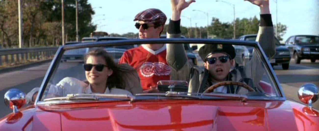 Ferris Bueller's Day Off is listed (or ranked) 4 on the list The 25 Best Movies That Take Place in One Day