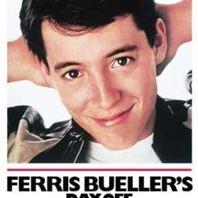 Ferris Bueller's Day Off is listed (or ranked) 4 on the list The Funniest Movies About High School