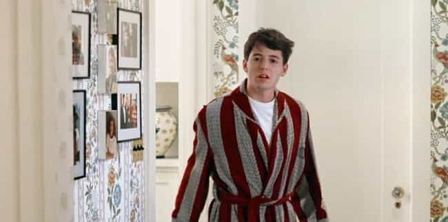 Ferris Bueller's Day Off is listed (or ranked) 4 on the list 18 Movies With