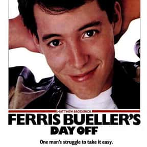 Ferris Bueller's Day Off is listed (or ranked) 15 on the list The Most Rewatchable Movies