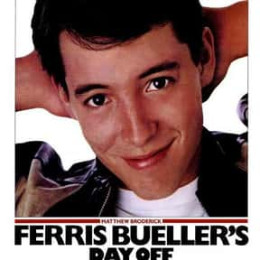 Ferris Bueller's Day Off is listed (or ranked) 8 on the list The Funniest '80s Movies