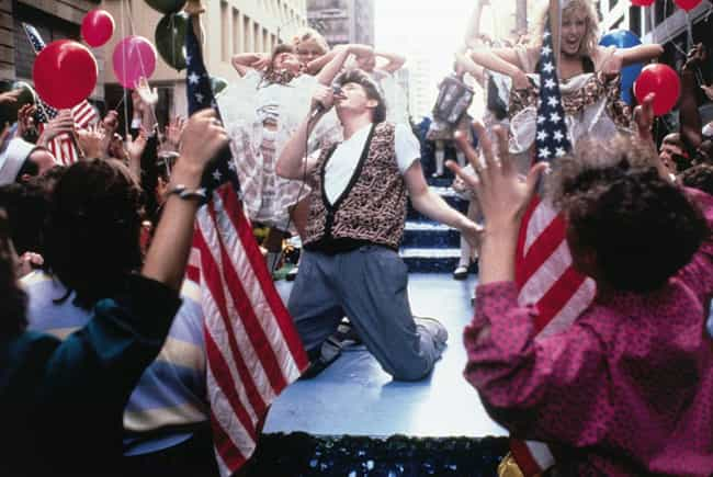 Ferris Bueller's Day Off... is listed (or ranked) 3 on the list The Best Musical Numbers In Movies That Aren't Musicals