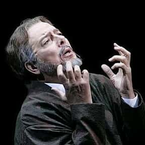 Ferruccio Furlanetto is listed (or ranked) 20 on the list The Greatest Living Opera Singers