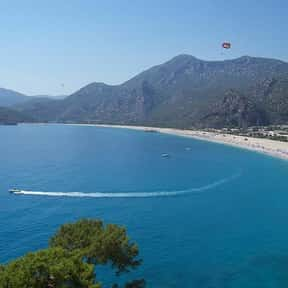 Fethiye is listed (or ranked) 10 on the list The Best Places to Go Hang Gliding