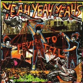 Fever to Tell is listed (or ranked) 8 on the list The Best Grammy-Nominated Alternative Albums of the 2000s