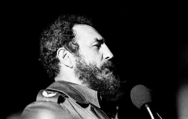 Fidel Castro is listed (or ranked) 2 on the list Signature Afflictions Suffered By History's Most Famous Despots