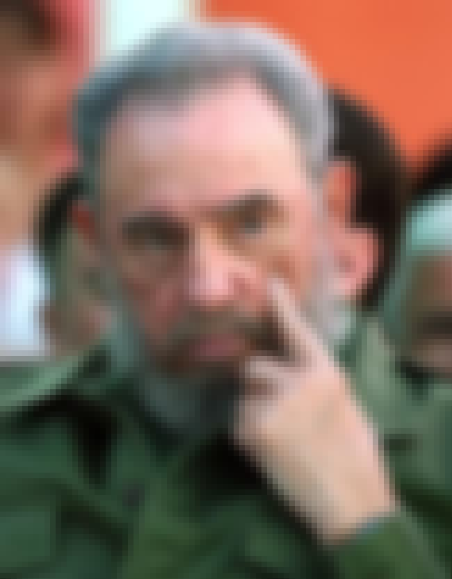 Fidel Castro is listed (or ranked) 2 on the list 11 Famous People Who Are Love Children