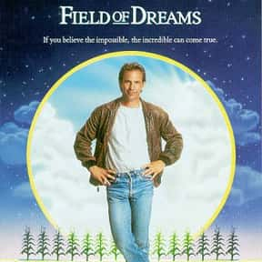 Field of Dreams is listed (or ranked) 7 on the list The All-Time Best Baseball Films