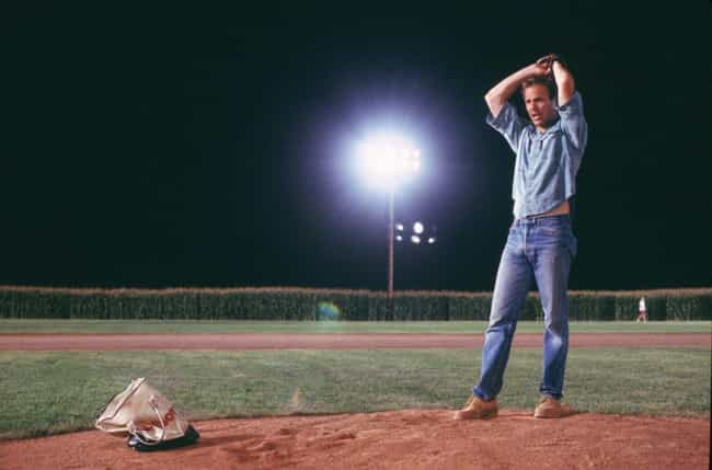 Field of Dreams is listed (or ranked) 4 on the list Sports Movies That Aren't Actually About Sports