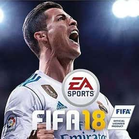 FIFA Series is listed (or ranked) 13 on the list Video Games All Basic Bros Love