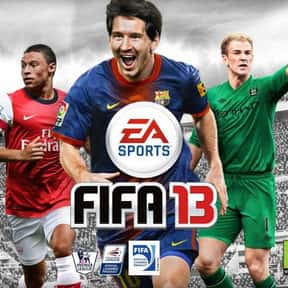 FIFA Series is listed (or ranked) 1 on the list The Best EA Sports Games List