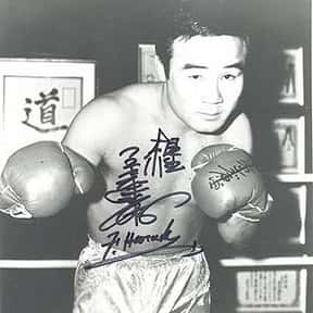 Fighting Harada is listed (or ranked) 13 on the list The Best Flyweight Boxers of All Time