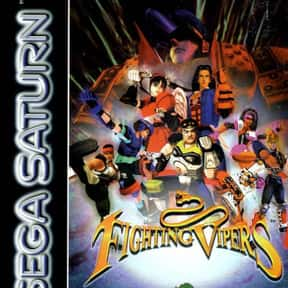 Fighting Vipers is listed (or ranked) 15 on the list The Best Sega Saturn Fighting Games