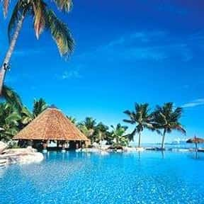 Fiji is listed (or ranked) 6 on the list The Best Honeymoon Destinations