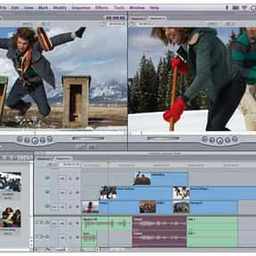 Final Cut Express is listed (or ranked) 17 on the list List of Video Editing Software
