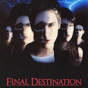 Final Destination is listed (or ranked) 7 on the list The Best 2000s Disaster Movies