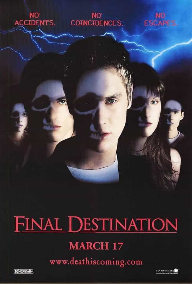 Final Destination is listed (or ranked) 1 on the list The Best 'Final Destination' Movies
