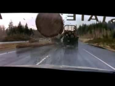 Final Destination 2 is listed (or ranked) 1 on the list Graveyard Shift Readers Share Traumatizing Single Shots From Movies & TV