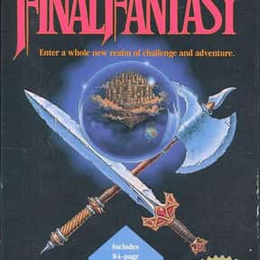 Final Fantasy I-II is listed (or ranked) 12 on the list List of All Console Role-playing Games