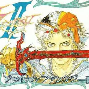 Final Fantasy II is listed (or ranked) 13 on the list List of All Console Role-playing Games