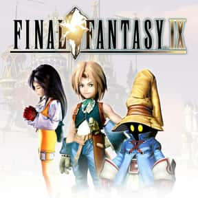 Final Fantasy IX is listed (or ranked) 15 on the list List of All Console Role-playing Games