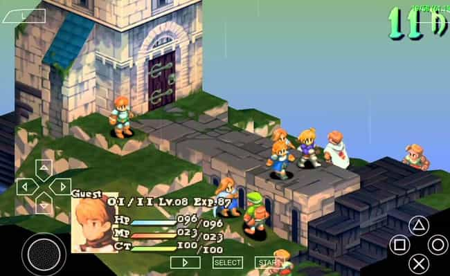 Final Fantasy Tactics is listed (or ranked) 4 on the list Video Game Series That Deserve A Comeback