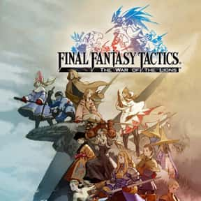Final Fantasy Tactics: The War is listed (or ranked) 7 on the list List of All Strategy Video Games