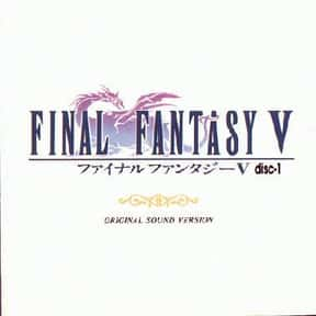Final Fantasy V is listed (or ranked) 23 on the list List of All Console Role-playing Games