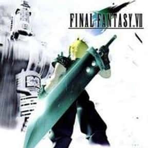 Final Fantasy VII is listed (or ranked) 2 on the list The Best Playstation 1 (PS1,PSX,PSOne) RPG