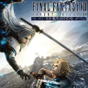 Final Fantasy VII: Advent Chil is listed (or ranked) 6 on the list The Best Video Game Movies