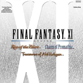 Final Fantasy XI is listed (or ranked) 19 on the list The Best MMORPG Games of All Time
