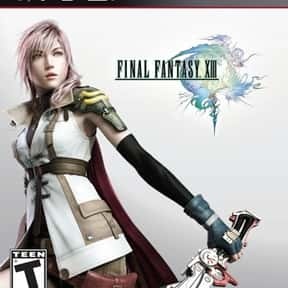 Final Fantasy XIII is listed (or ranked) 18 on the list List of All Console Role-playing Games