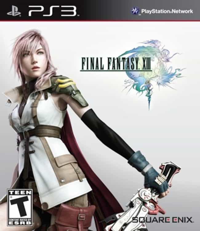 Final Fantasy XIII is listed (or ranked) 4 on the list The Top 10 JRPG'S For The Playstation 3