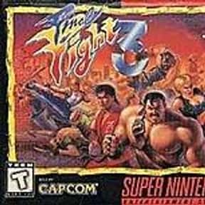 Final Fight 3 is listed (or ranked) 24 on the list The Best Beat 'em Up Games Of All Time