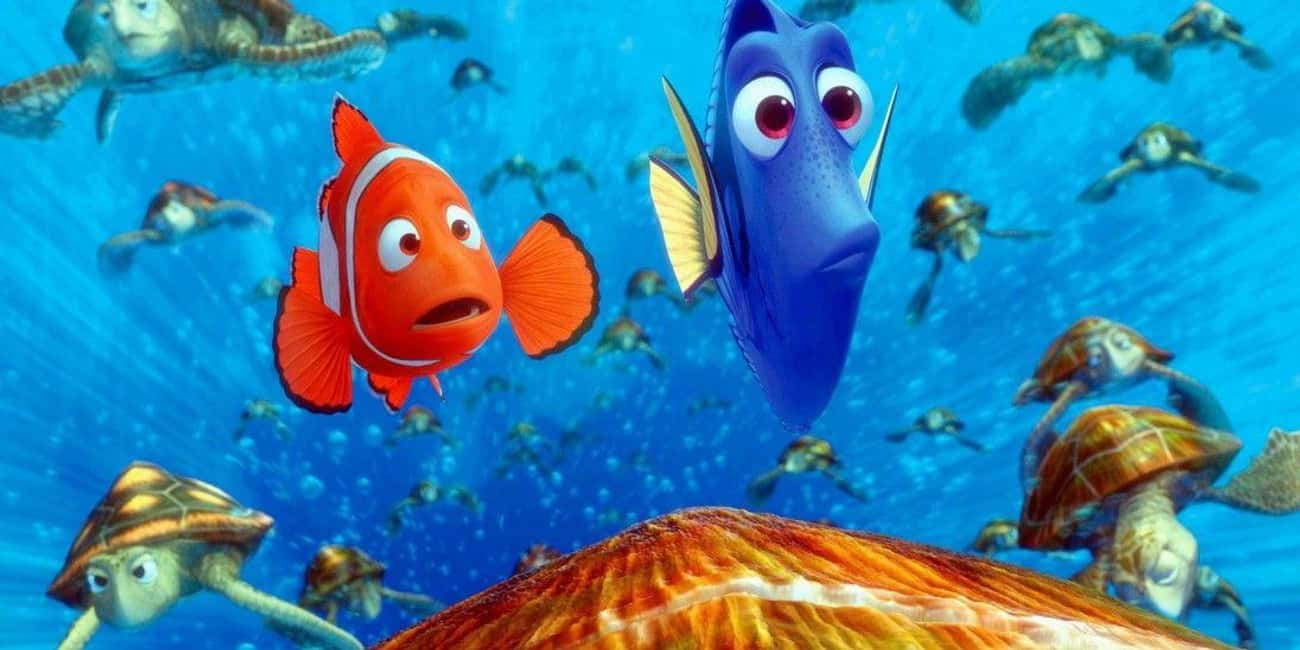 Finding Nemo is listed (or ranked) 2 on the list 16 Kids' Movies That Parents Can Actually Watch Over And Over Without Losing Their Minds