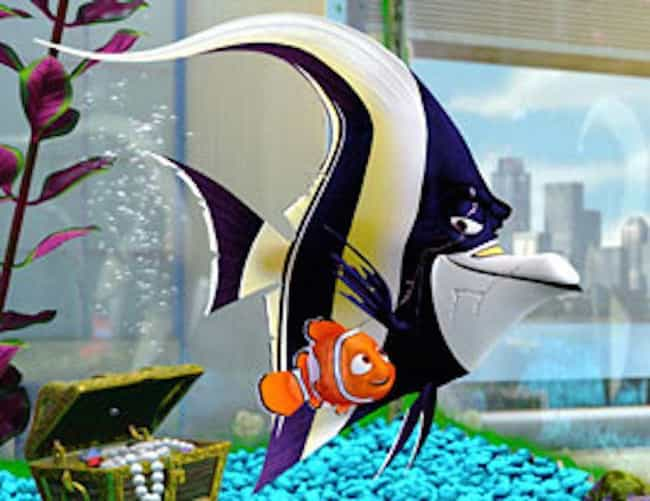 Finding Nemo is listed (or ranked) 3 on the list Incredible Details From Our Favorite Pixar Movies That Made Us Appreciate Them Even More
