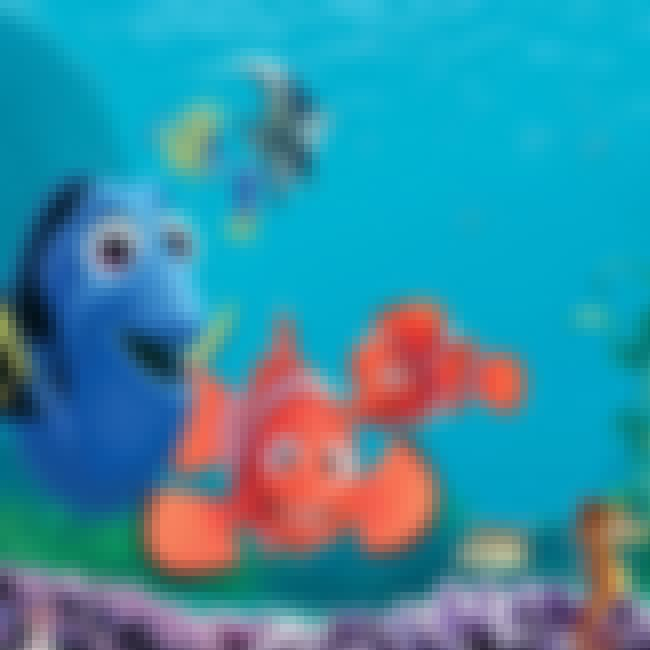Finding Nemo is listed (or ranked) 5 on the list The Best Animated Movie Posters