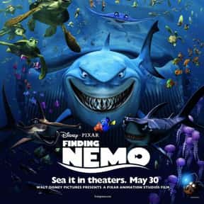 Finding Nemo is listed (or ranked) 7 on the list The Best Disney Animated Movies of All Time