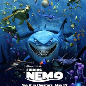 Finding Nemo is listed (or ranked) 2 on the list The Greatest Animal Movies Ever Made