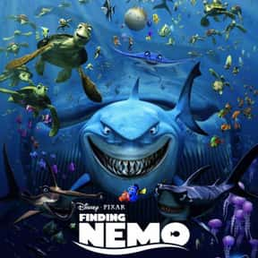 Finding Nemo is listed (or ranked) 8 on the list The Best Movies for Families