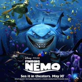 Finding Nemo is listed (or ranked) 7 on the list Good Movies for 4-Year-Olds