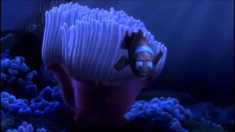 In 'Finding Nemo', Marlin Imagines Nemo Is Alive