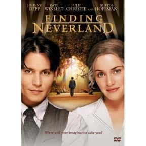 Finding Neverland is listed (or ranked) 7 on the list Ew.com's 24 Great Movies to Watch With Mom