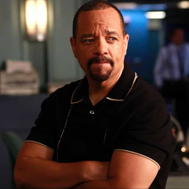 Fin Tutuola is listed (or ranked) 3 on the list All The Detectives From 'Law & Order,' Ranked