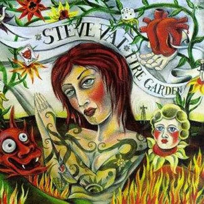 Fire Garden is listed (or ranked) 3 on the list The Best Steve Vai Albums of All Time
